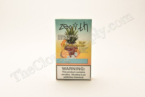 Zenith Disposable Device 5 pack