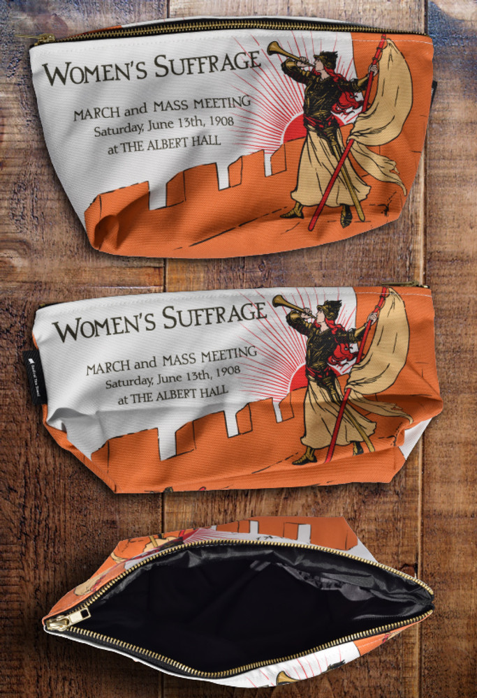 Bugler Girl premium wash bag