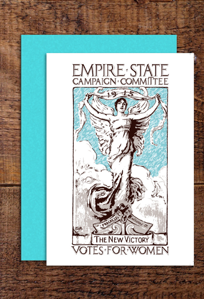 Empire State Campaign Committee greetings cards