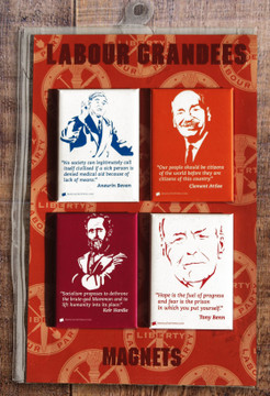Labour Grandees magnet collection