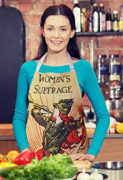 Bugler Girl premium apron