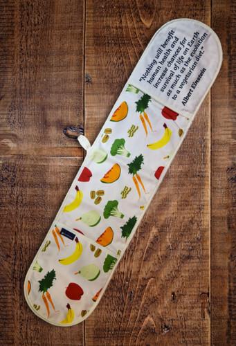 Einstein Vegetarian double oven glove