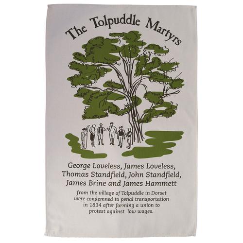 Tolpuddle Martyrs tea towel