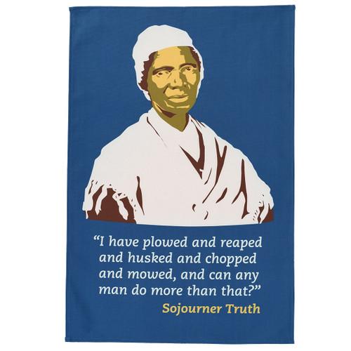 Sojourner Truth tea towel