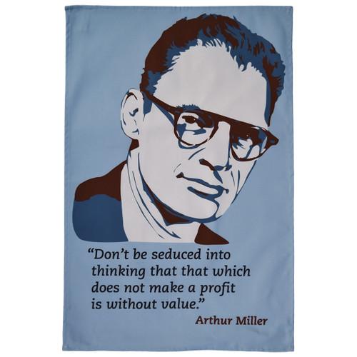 Arthur Miller tea towel