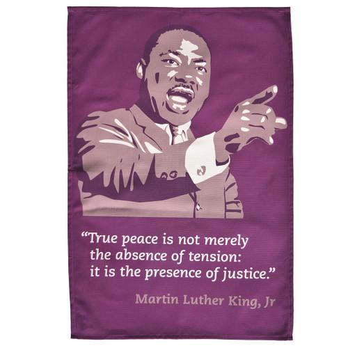 Martin Luther King Peace tea towel