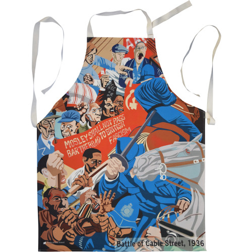 Battle of Cable Street premium apron
