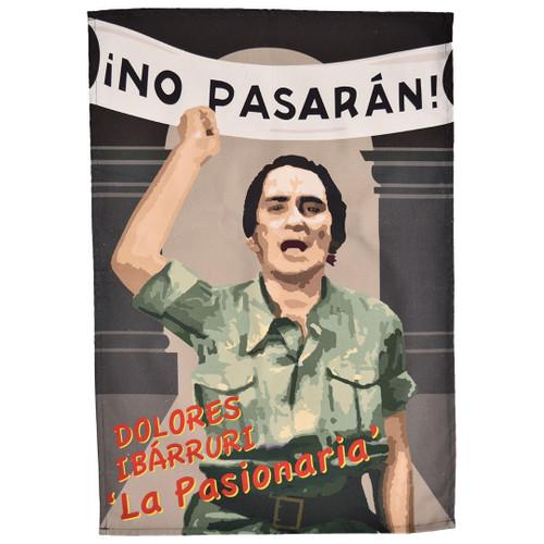 No Pasarán! tea towel