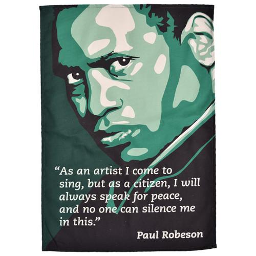 Paul Robeson tea towel