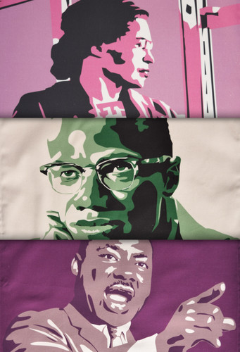 Civil Rights tea towel collection