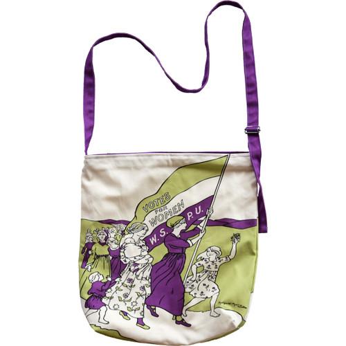 Women's March crossbody bag