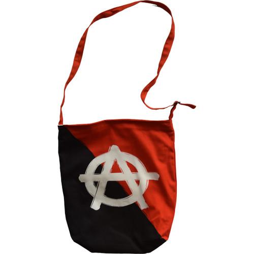 Anarchism crossbody bag