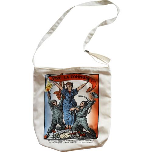 Paris Commune crossbody bag