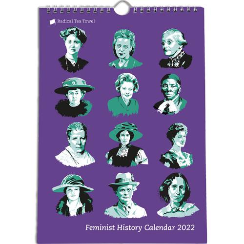 Feminist History Calendar 2022