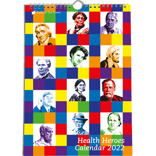 Health Heroes Calendar 2022