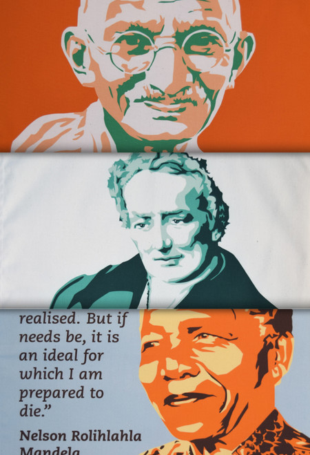Freedom Fighters tea towel collection