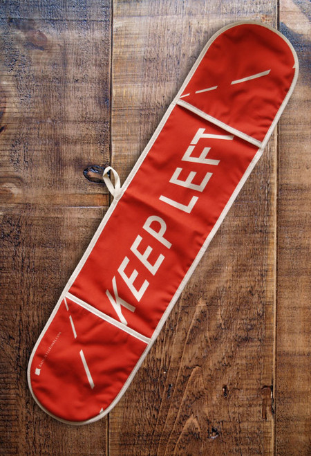 Keep Left double oven glove