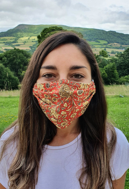 Cherwell face mask with elastic (3 ply)