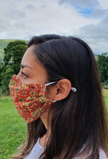 Cherwell face mask with elastic