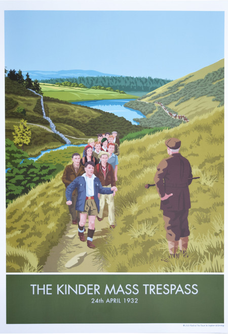 Kinder Trespass poster