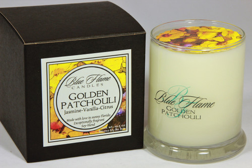 Golden Patchouli