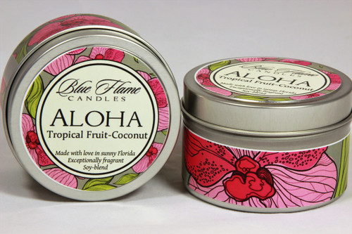 Aloha Travel Tin