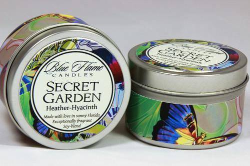 Secret Garden Travel Tin