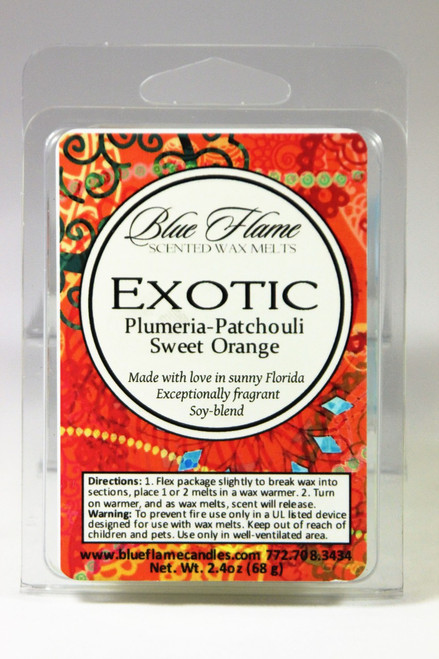Exotic Scented Melt