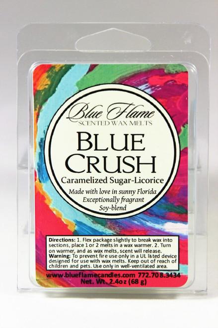Blue Crush Scented Melt