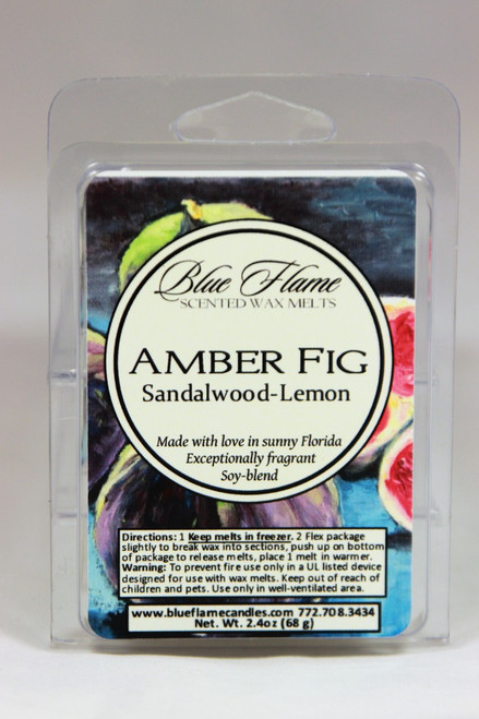Amber Fig Scented Melt