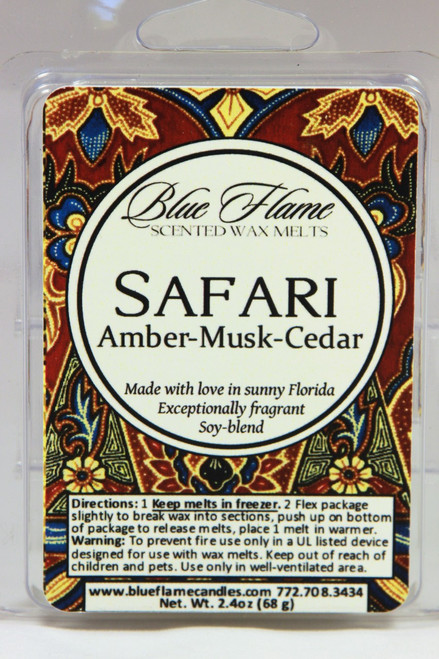 Safari Scented Melt