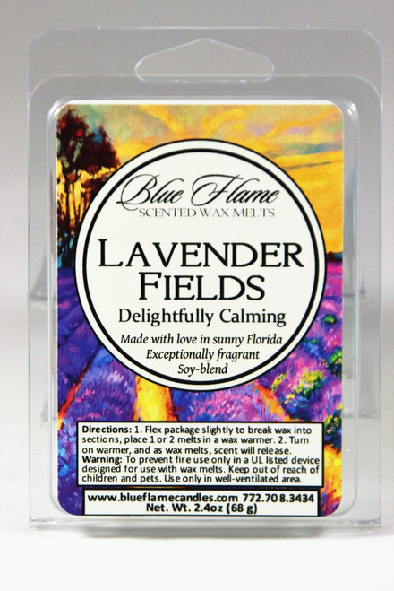 Lavender Fields Scented Melt