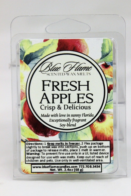 Fresh Apples Scented Melt