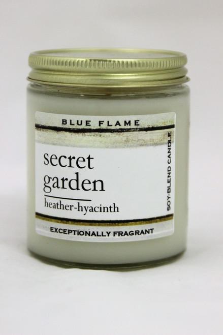 Secret Garden Gold Top-(now with a white top)