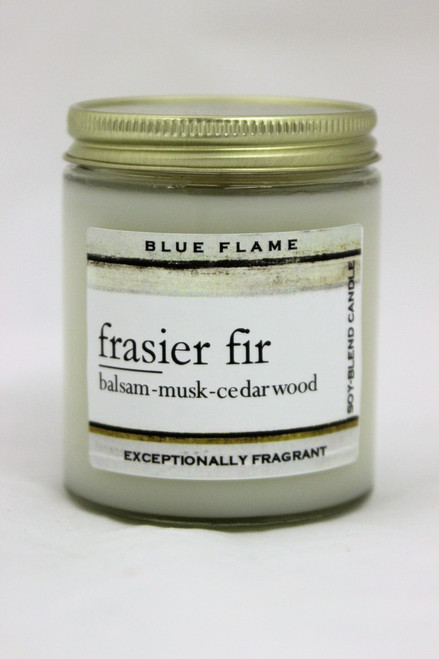 Frasier Fir Gold Top-(now with a white top)