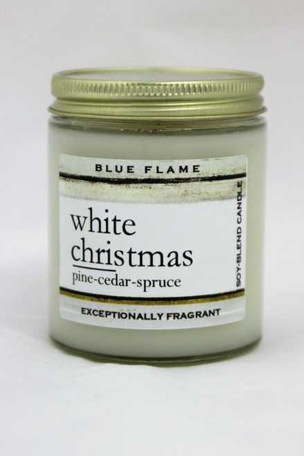 White Christmas Gold Top-(now with a white top)