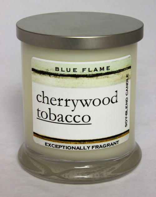 Cherrywood Tobacco Silver Top