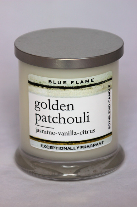 Golden Patchouli Silver Top