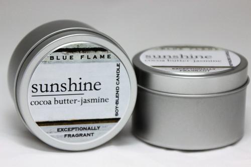 Sunshine Travel Tin- Modern