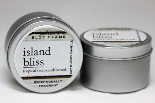 Island Bliss Travel Tin- Modern