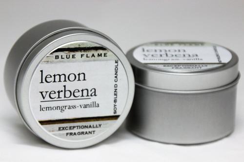 Lemon Verbena Travel Tin- Modern