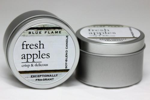 Fresh Apples Travel Tin- Modern