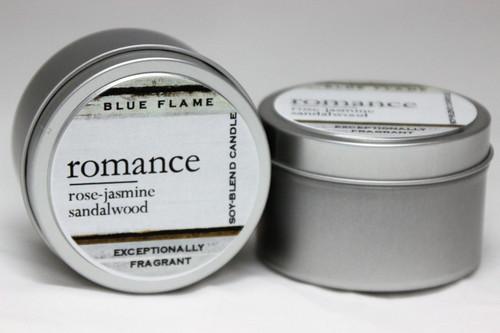 Romance Travel Tin- Modern