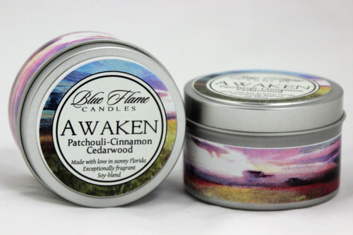 Awaken Travel Tin