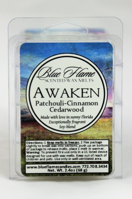 Awaken Scented Melt