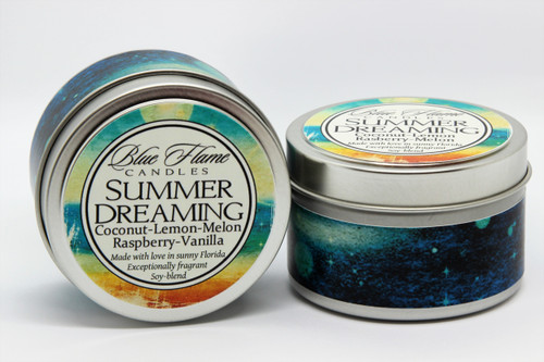 Summer Dreaming Travel Tin
