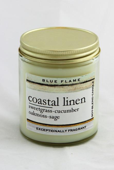 Coastal Linen Gold Top