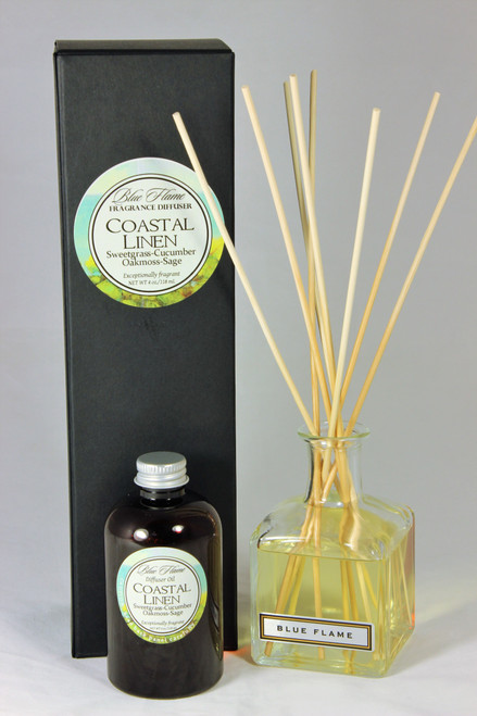 Coastal Linen Fragrance Diffuser
