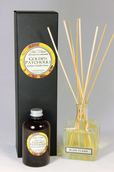Golden Patchouli Fragrance Diffuser