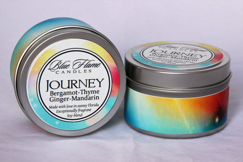 Journey Travel Tin
